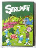 "STRUMFII - DVD: ""PRIMAVARA CU STRUMFII"" - Desene Animate, dublat in lb. romana"
