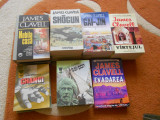 JAMES CLAVELL - 13carti completa