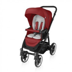 Carucior 2 in 1 Baby Design Lupo Comfort Dark Red - Carucior copii 2 in 1
