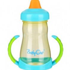 Cana bebelusi cu cioc moale 208 220 ml BabyOno