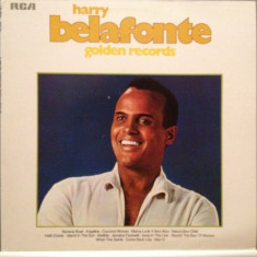 HARRY BELAFONTE - GOLDEN RECORDS (1975/RCA REC/RFG ) - VINIL/VINYL/Impecabil(NM) - Muzica Pop rca records