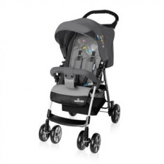 Carucior Sport Baby Design Mini Grey 2016 - Carucior copii Sport