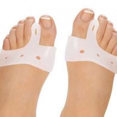 Orteze separator degete picior 2 buc Orteza Hallux Valgus orteza degete picior