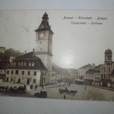 BRASOV, LOT DOUA CARTI POSTALE, CCA 1920