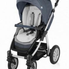 Carucior 2 in 1 Baby Design Dotty Blue - Carucior copii 2 in 1