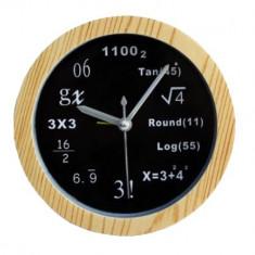 """Ceas de birou """"Micul Matematician"""""""