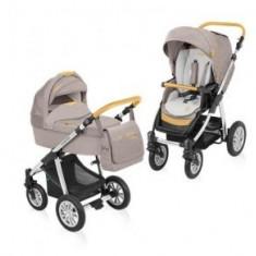 Carucior 2 in 1 Baby Design Dotty Denim Beige - Carucior copii 2 in 1