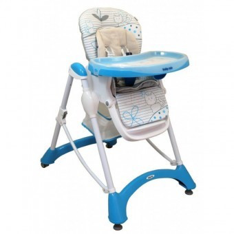 Scaun de masa Hungry Cats Blue Baby Mix foto mare