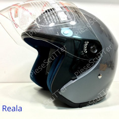 Casca Moto Scuter - ATV De Vara Open Face (S - 55 -56), Marime: S