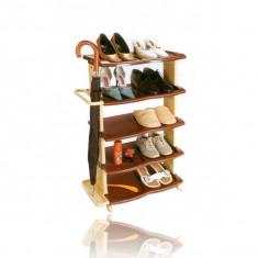 Raft pantofi lux AY120 - Pantofar hol