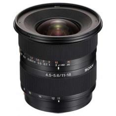 Sony AF DT 11-18mm F4.5-5.6 D, A-mount - Obiectiv DSLR