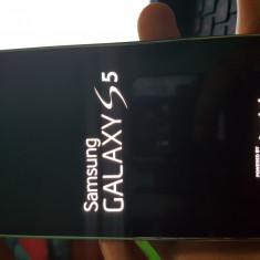 Samsung Galaxy S5 16GB - Telefon mobil Samsung Galaxy S5, Albastru, Neblocat, Single SIM