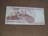 JN. 500 forint 2011 Ungaria