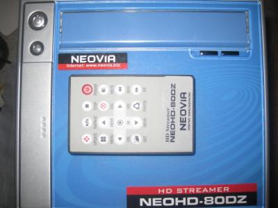 Generator de semnal HD - HD Streamer -MEDIA VIDEO GENERATOR - NEOHD-80DZ foto