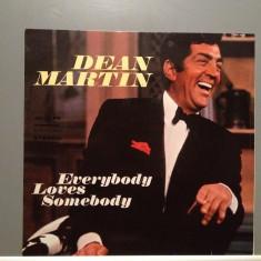 DEAN MARTIN - EVERYBODY LOVES ....(1970/REPRISE/RFG) - Vinil/Vinyl/IMPECABIL(NM) - Muzica Pop warner