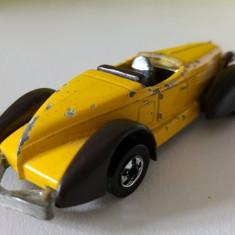 Macheta jucarie masinuta fier / metal Hotwheels Auburn 852, Mattel 1978, 8cm