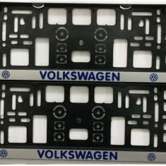 Suport Suporti Numar Personalizate VW SET 2 BUC. AL-TCT-263 - Suport numar Auto