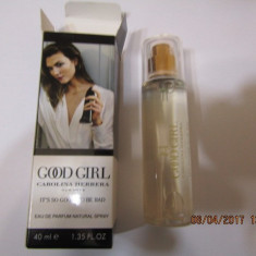 PARFUM 40 ML CH GOOD GIRL --SUPER PRET, SUPER CALITATE! - Parfum femeie Carolina Herrera, Apa de parfum