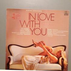 IN LOVE WITH YOU - Various Artists (1986/ARIOLA/RFG) - Vinil/Vinyl/Impecabil(NM) - Muzica Pop