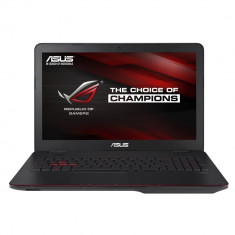 Laptop Gaming Asus ROG G551JW-CN319D - Ultrabook Asus Zenbook, Intel Core i7, 500 GB