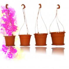 Ghiveci cu agatatoare GH7 - ghivece flori