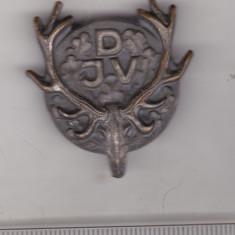bnk ins Germania - Insigna vanatoare - DJV - Der Deutsche Jagdverband