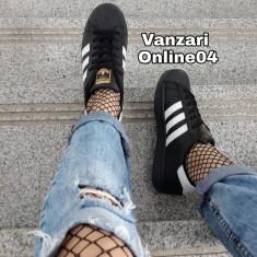 Adidasi Adidas Superstar - Adidasi dama, Culoare: Din imagine, Marime: 36, 37, 38, 39, 40, 41, 42, 43, 44