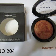 BLUSH MAC TERRACOTTA ---SUPER PRET, SUPER CALITATE! NO 204