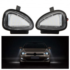 Lampa LED OGLINDA lumina exterioara SUB OGLINZI VW  AL-030417-3, Volkswagen
