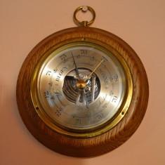 Barometru - Termometru