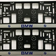 Suport Numar Personalizate BMW SET 2 BUC. AL-TCT-263 - Suport numar Auto
