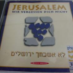 Jerusalem - Muzica Folk Altele, CD