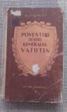 Povestiri despre generalul Vatutin - A.Voinov