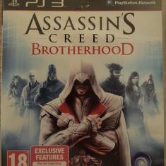 Joc PS3 Assassin's Creed Brotherhood - Jocuri PS3 Ubisoft, Actiune, 18+