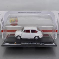 Fiat Abarth 1000 Berlina Corsa '63 1963, 1/43, 1:43