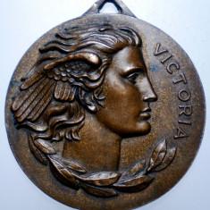 7.845 ITALIA MEDALIE VICTORIA SPORT CAMPIONATI STUDENTESCHI 1956 33mm, Europa