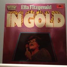 ELLA FITZGERALD - IN GOLD (1963/POLYDOR REC/RFG) - Vinil/Vinyl/IMPECABIL(NM) - Muzica Jazz universal records