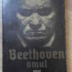 Beethoven Omul - Ury Benador, 395480 - Carte Arta muzicala