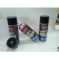 Spray Vopsea Negru Lucios Rezistent Termic ETRIER TAMBUR AL-TCT-1545