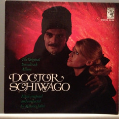 DOCTOR SCHIWAGO - Original Soundtrack (1975/MGM/RFG) - Vinil/Vinyl/Impecabil(NM) - Muzica soundtrack universal records