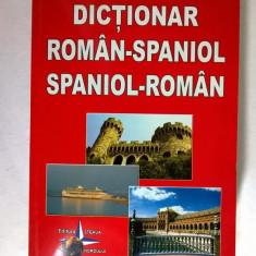 Emilia Neculai - Dictionar roman-spaniol spaniol-roman
