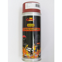 Spray vopsea Profesional Rezistent Termic ROSU  800°C ETRIER AL-TCT-4915