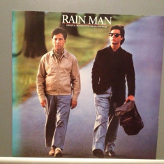 RAIN MAN - Original Soundtrack (1989/CAPITOL/RFG) - Vinil/Vinyl/Impecabil(NM) - Muzica soundtrack capitol records