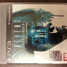Joc PS3 Aliens Colonial Marines Limited Edition - Jocuri PS3 Sega, Shooting, 18+