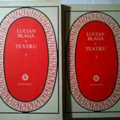 Lucian Blaga – Teatru {2 volume} - Carte Teatru