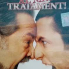 Anger management Al naibii tratament Jack Nicholson Adam Sandler Marisa Tomei