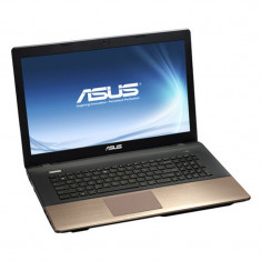 Laptop Asus K75VM impecabil, Intel Core i7, Diagonala ecran: 17, 750 GB