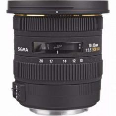Sigma 10-20mm F3.5 EX DC HSM - Sony - Obiectiv DSLR