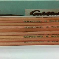 Creioane profesionale graficieni. Rahmqvist, Laufer Florett, AW Faber