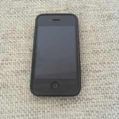 iPhone 4 Apple, Negru, 8GB, Orange